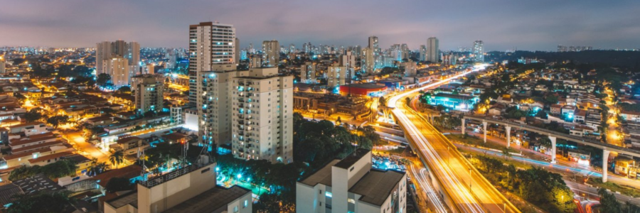 São Paulo: the capital of the state of Sao Paulo