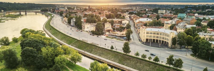 Kaunas as a RGCS new chapter