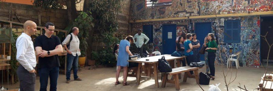 Carnet de voyage: regards croisés sur lesmakers et l'entrepreneuriat auSénégal